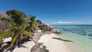 Anse Source d'Argent - the most beautiful beaches in the Seychelles