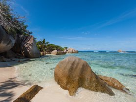 Anse Pierrot, La Digue