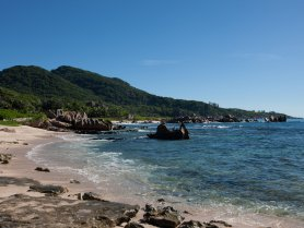 Anse Songe, La Digue