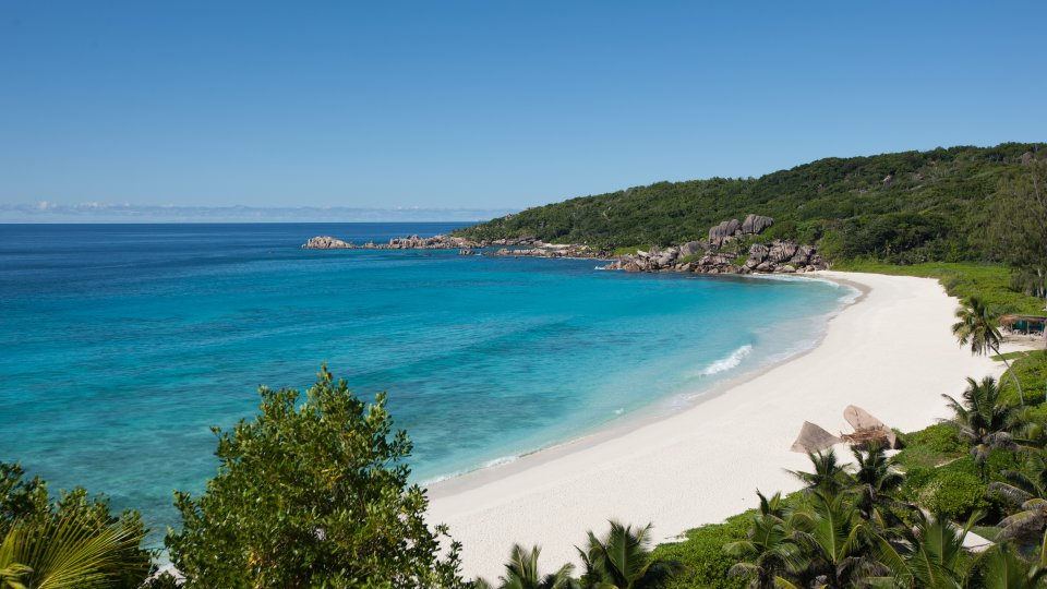 Strand grand anse la digue seychellen for Garage de la digue