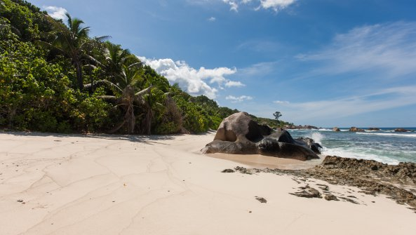 Anse Bonnet Carré, La Digue