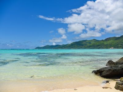 Fairyland Beach (Relax Beach), Mahé