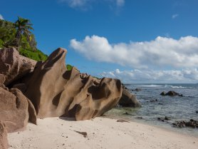 Anse Fourmis, La Digue