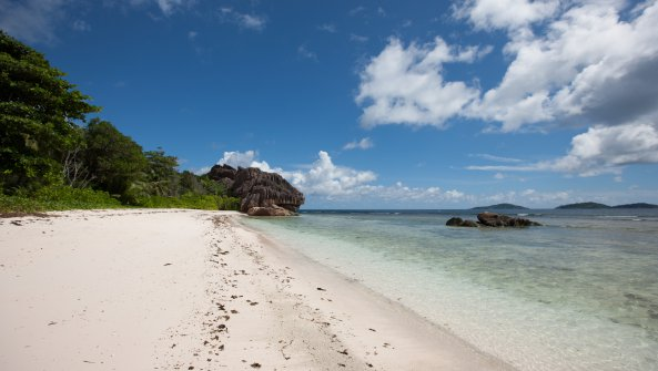 Anse Grosse Roche, La Digue