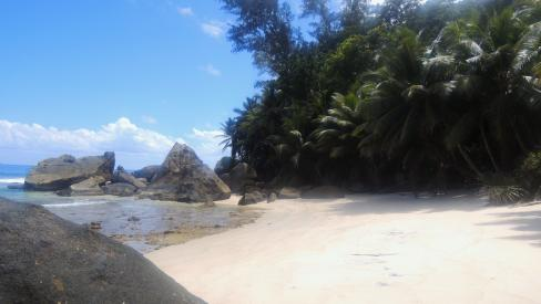 Anse Patates - Silhouette, Other Islands