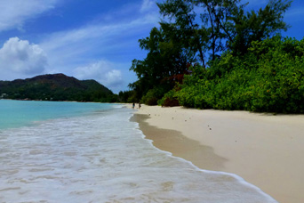 "Strand ""Anse Government"""
