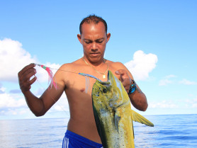 Exkursionen: Jonathan - Big Game Fishing