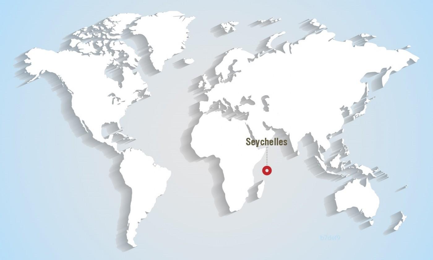 Seychellen Karte Afrika.Geografische Lage Karte Der Seychellen Seychellen Reiseführer
