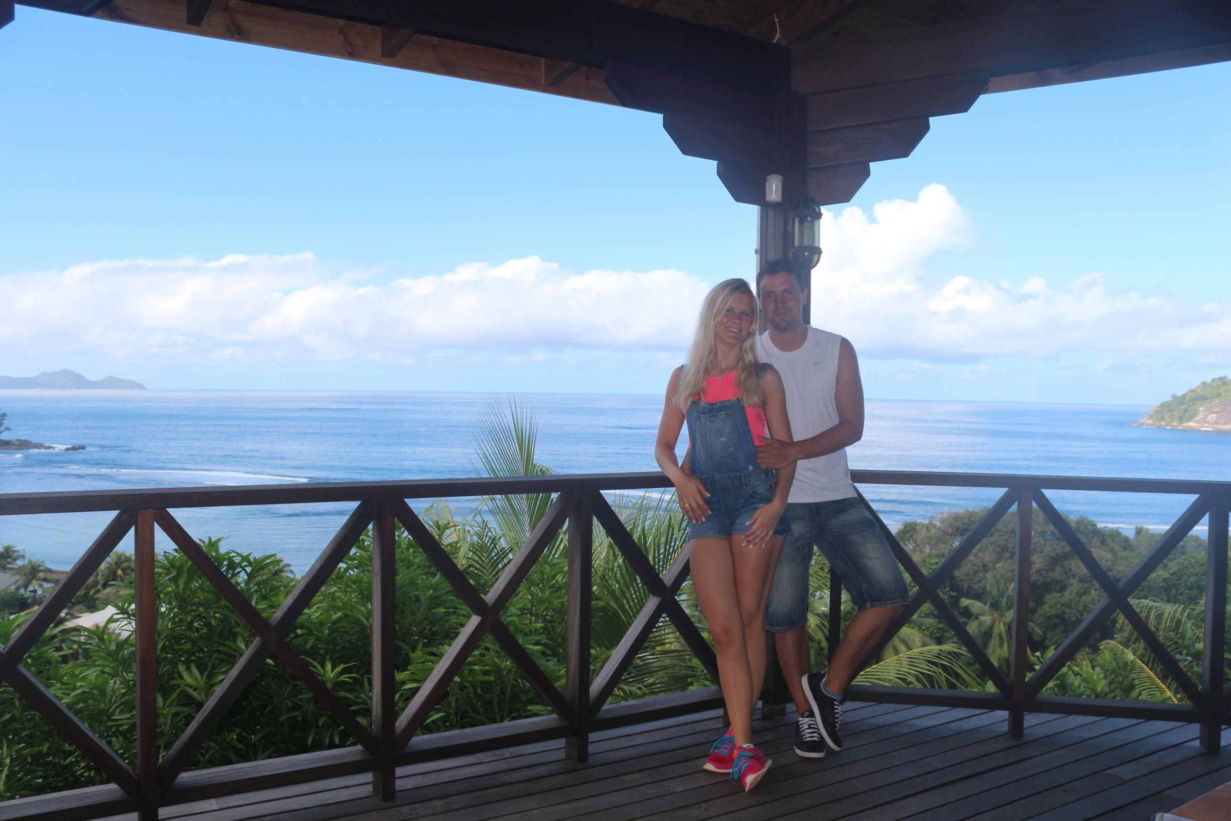 Unsere perfekten flitterwochen auf den seychellen for Villas de jardin seychelles