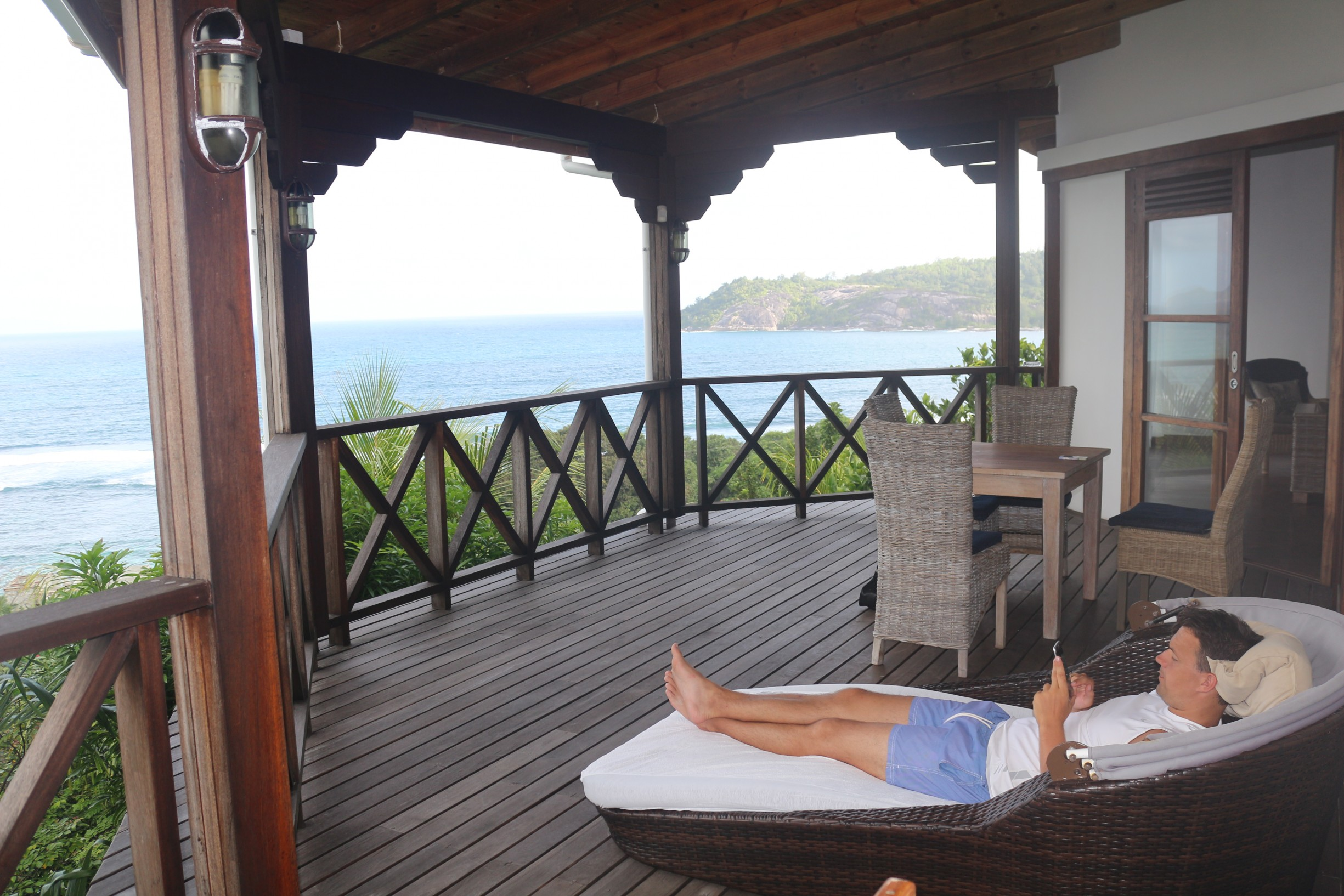 Unsere perfekten flitterwochen auf den seychellen for Villa jardin seychelles