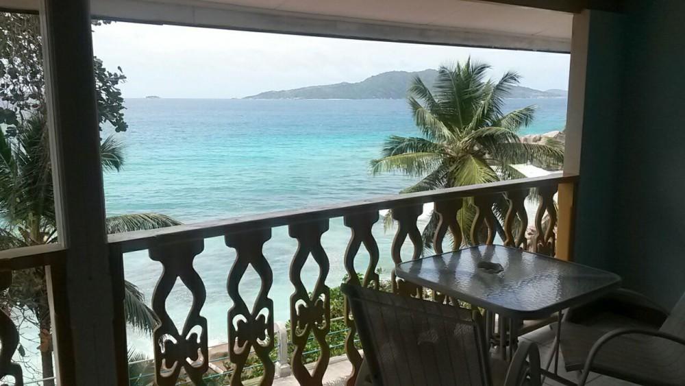 Patatran Hotel La Digue Seychelles