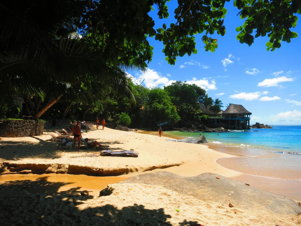 Sunset Beach, Mahé