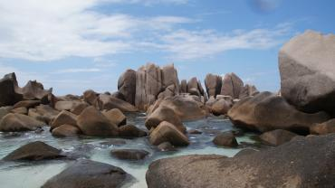 Beach – La Digue