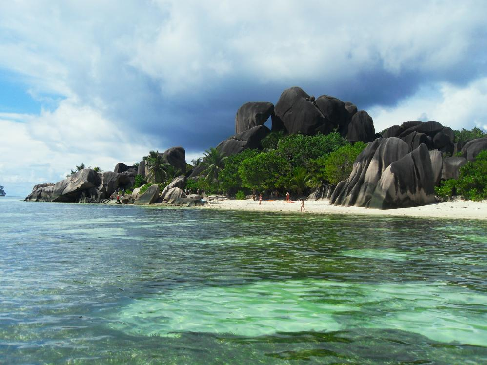 La Digue –15|Anse Source d'Argent