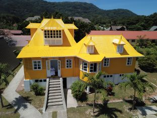 Yellow House