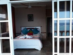 Apartment two Double Rooms with sea view