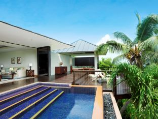 One-Bedroom Garden View Pool Villa