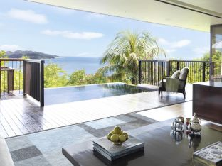 One-Bedroom Panoramic Pool Villa