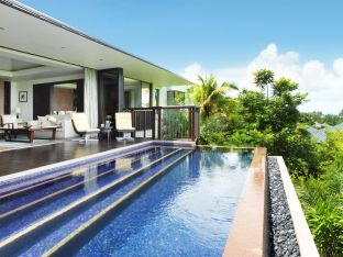 Two-Bedroom Ocean View Pool Villas