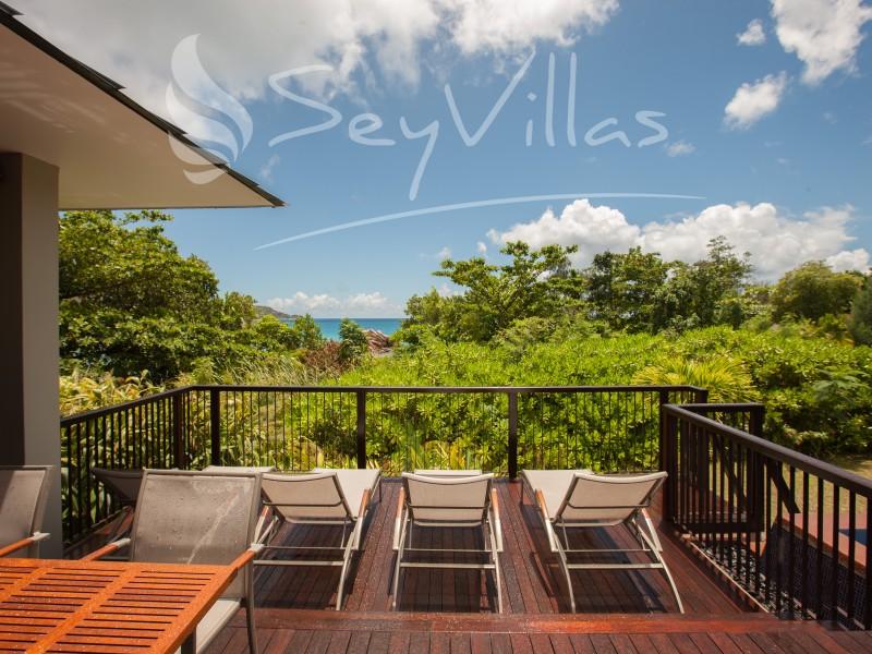 Outdoor Dusche Balkon : ... Chill-Out Bereich, kleiner Privatpool und ...