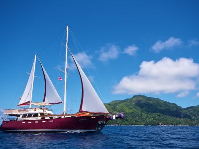 Galatea Diving Cruises Seychelles