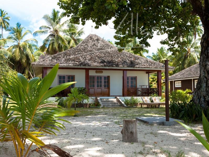 appartement quot l union chalet quot auf la digue seychellen seyvillas