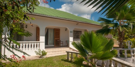 Baie St. Anne Selfcatering