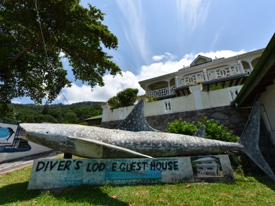 The Diver's Lodge