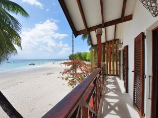 Two-Bedroom Beach Duplex