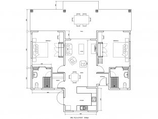 Two-Bedroom Villa