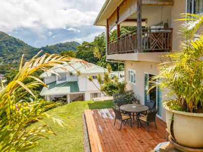 Frangipani Self-catering Holiday Apartment
