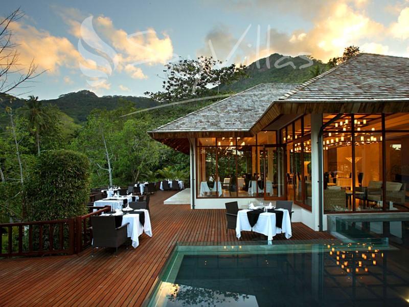 resort hilton labriz resort spa auf silhouette island seychellen. Black Bedroom Furniture Sets. Home Design Ideas