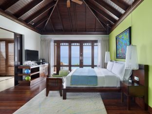 Two Bedroom Oceanfront Pool Villa