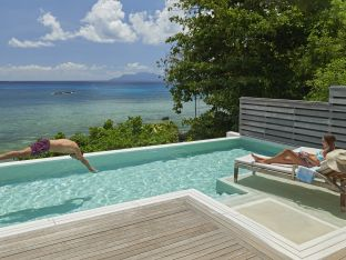 Grand Ocean View Pool Villa with Infinity Pool