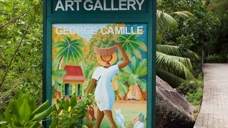 Galerie d'art George Camille